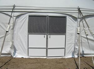 Tent Walls and Accessories 2