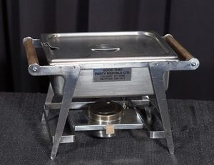 Chafing Dishes and Service Items 4