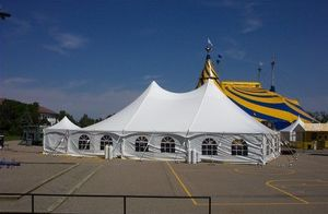 Pole Tents 1
